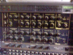 Ibanez UE effects